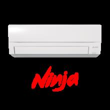 климатик Mitsubishi Electric ZUBADAN NINJA  WiFi MSZ-FT25VG(K)/MUZ-FT25VGHZ 9000 BTU